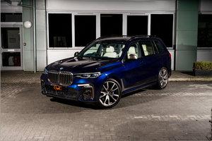 2019 BMW X7 M50i Individual