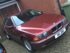 1996 BMW E39 528I SE Manual For Sale