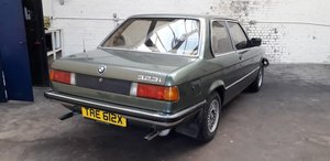 1981 BMW 323i (E21) For Sale by Auction