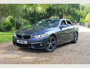 2015 BMW 4 Series Gran Coupe 3.0 435d M Sport Gran Coupe xDrive 5 For Sale