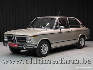1972 BMW 2000 Touring '72 For Sale
