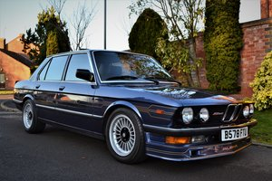 1985 BMW Alpina B9 3.5  For Sale by Auction