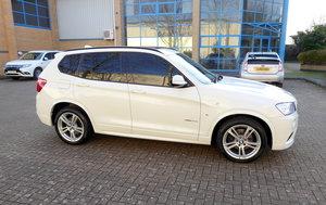 2014 BMW X3 3.0 35D M Sport Auto For Sale