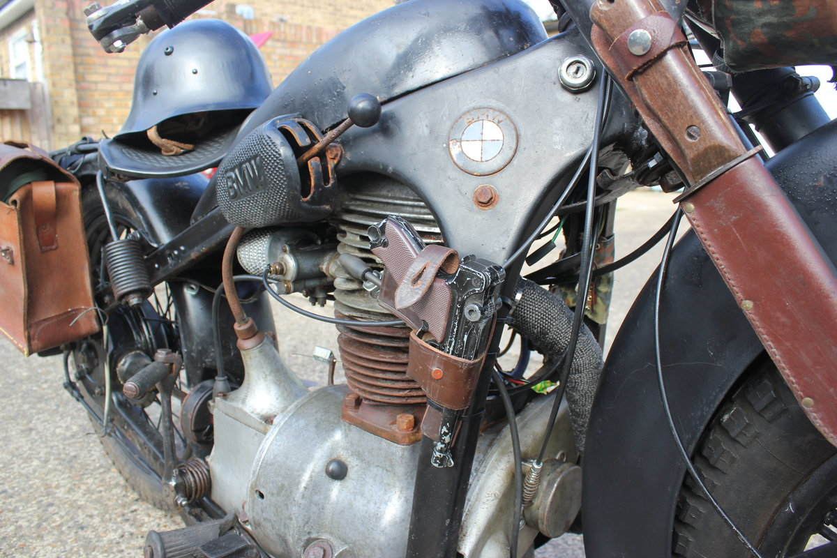 1940 BMW R35  For Sale (picture 4 of 5)