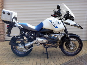 2005 Special Edition GSA 1 of 96 UK market huge history For Sale