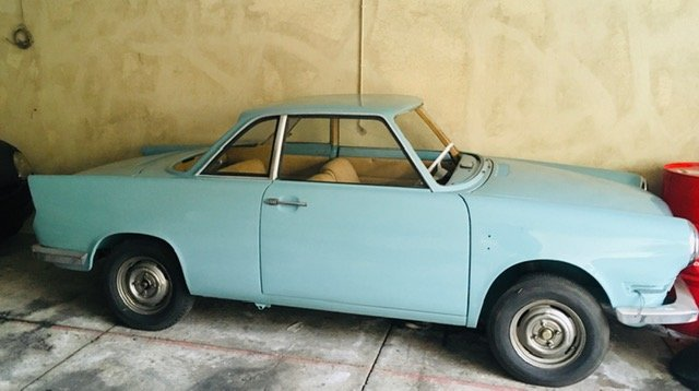 1962 BMW 700 Coupe  For Sale (picture 1 of 5)