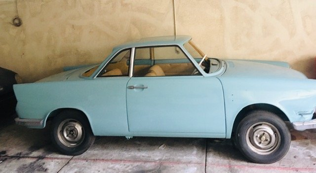 1962 BMW 700 Coupe  For Sale (picture 2 of 5)