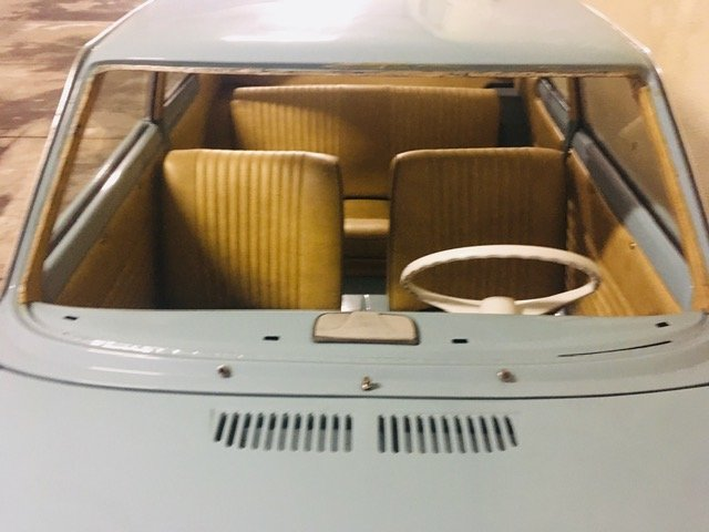 1962 BMW 700 Coupe  For Sale (picture 3 of 5)