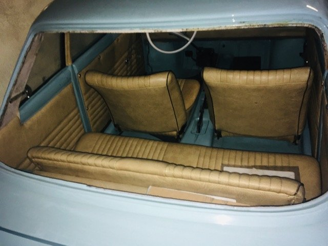 1962 BMW 700 Coupe  For Sale (picture 4 of 5)