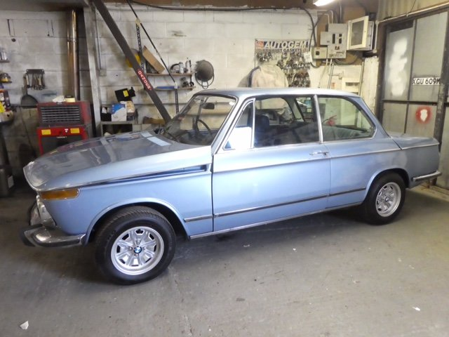 1972 BMW 2002 tii - Almost Fully Restored SOLD (picture 3 of 4)