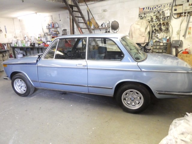 1972 BMW 2002 tii - Almost Fully Restored SOLD (picture 4 of 4)