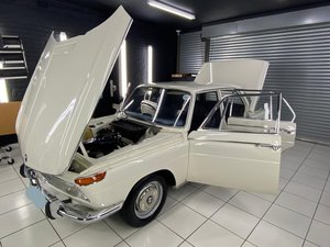 1968 BMW 2000 Sedan RHD