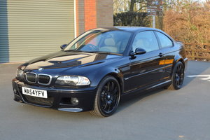 2004 B W M3 Coupe