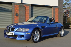 1998 BMW Z3 M Roadster For Sale by Auction