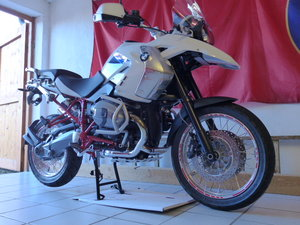 2012 R1200 GS limited Edition Rallye only 5 (five) kms