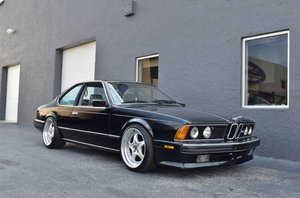 1988 BMW M6 E24 Coupe M POWER 3.5L Fresh Work  $29.9k For Sale