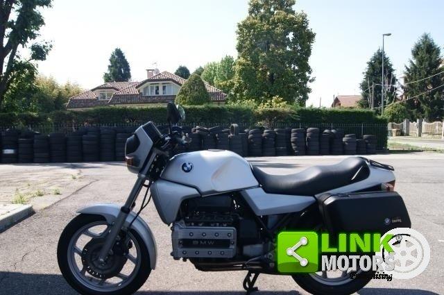 bmw k 100 1985 pochissimi km totalmente ricondizionato ISCR For Sale (picture 1 of 6)