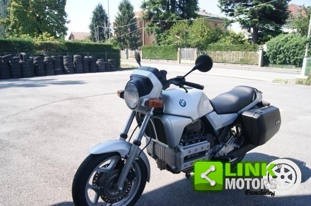 bmw k 100 1985 pochissimi km totalmente ricondizionato ISCR For Sale (picture 2 of 6)