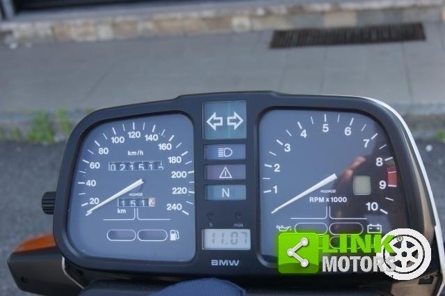 bmw k 100 1985 pochissimi km totalmente ricondizionato ISCR For Sale (picture 5 of 6)