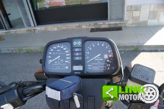 bmw k 100 1985 pochissimi km totalmente ricondizionato ISCR For Sale (picture 6 of 6)