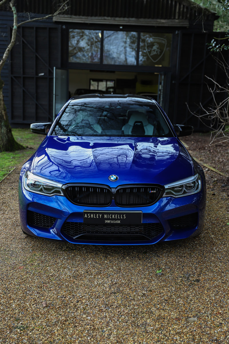 2019 AS NEW M5 COMPETITION - VERY LOW MILEAGE - HUGE SAVING  For Sale (picture 2 of 6)