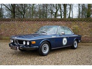1975 BMW 3.0 CSi sunroof, matching numbers, Eu car. For Sale