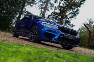 AS NEW M5 - VERY LOW MILEAGE - HUGE SAVING