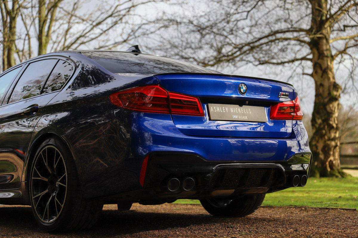 2019 AS NEW M5 - VERY LOW MILEAGE - HUGE SAVING For Sale (picture 3 of 6)