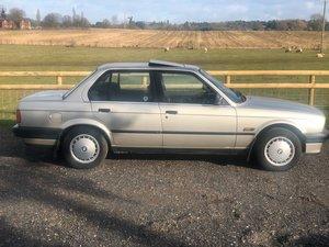 1988 E30 316 BMW