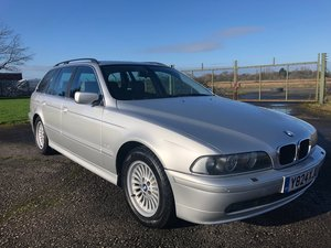 Lovely Classic E39 530d straight 6 LOW MILEAGE