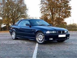 1993 BMW E36 325i Cabriolet Manual