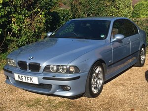 2000 BMW M5 E39 For Sale