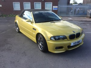 2002 Bmw E46 m3 cabriolet  For Sale