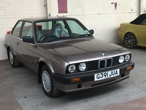 1989 316i e30 probably the lowest mileage in the country