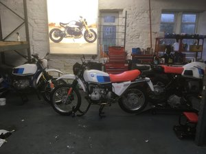 1981 BMW R80G/S Restored. For Sale