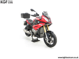 2016 An Exceptional BMW S 1000 XR SE with Just 164 miles For Sale