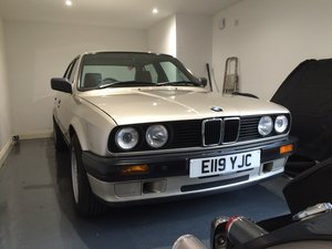 1988 E30 316 4dr 3 owner, 114K, no rust, full service For Sale
