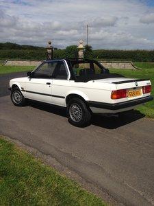 BMW BAUR 316 RARE