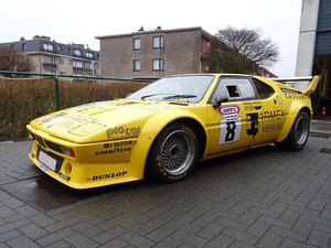 BMW M1 Pro-car ex Cassani Racing