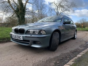 2001 BMW 540i Sport Auto For Sale