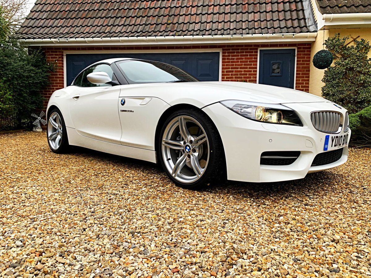 2010 BMW Z SERIES (E89) Z4 SDRIVE35IS (340 BHP) TWIN TURBO For Sale (picture 1 of 6)