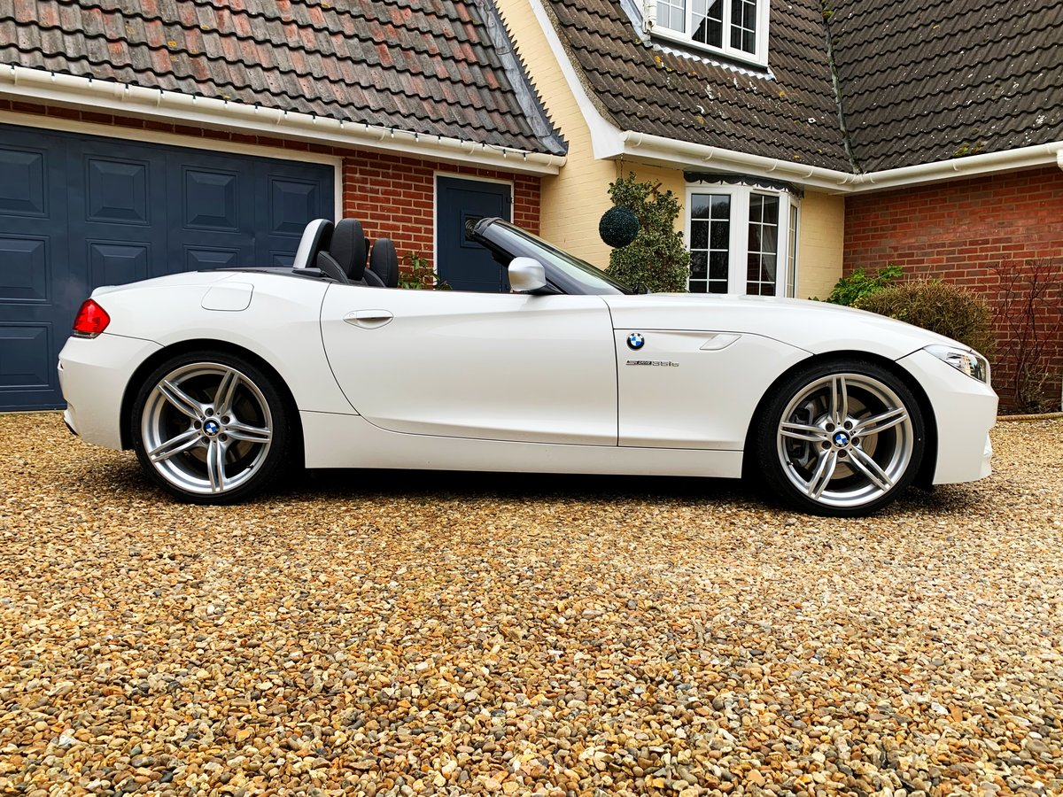 2010 BMW Z SERIES (E89) Z4 SDRIVE35IS (340 BHP) TWIN TURBO For Sale (picture 2 of 6)