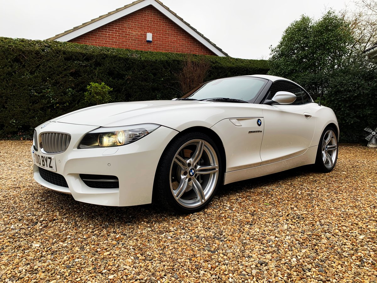 2010 BMW Z SERIES (E89) Z4 SDRIVE35IS (340 BHP) TWIN TURBO For Sale (picture 3 of 6)