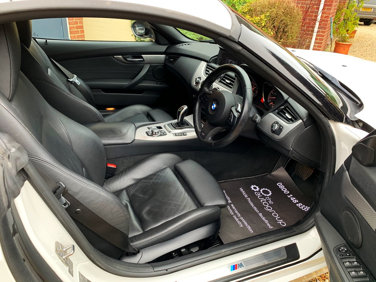 2010 BMW Z SERIES (E89) Z4 SDRIVE35IS (340 BHP) TWIN TURBO For Sale (picture 4 of 6)