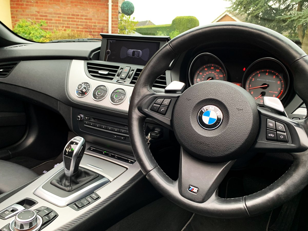 2010 BMW Z SERIES (E89) Z4 SDRIVE35IS (340 BHP) TWIN TURBO For Sale (picture 5 of 6)