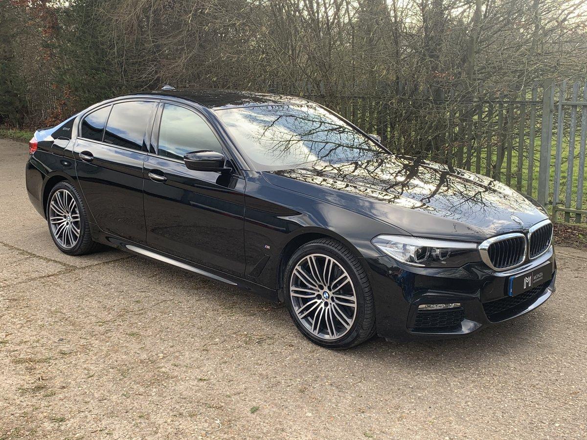 BMW 530e 2.0 iPerformance M Sport Auto 2018 - 1 Owner ...