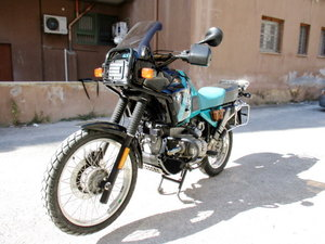 BMW R100GS PARIS-DAKAR (1992) PERFECT