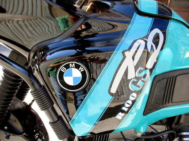 BMW R100GS PARIS-DAKAR (1992) PERFECT For Sale (picture 6 of 6)