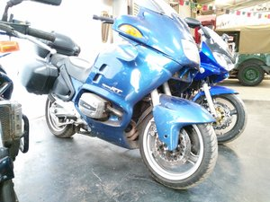 BMW R1100RT by auction