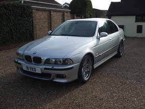 2003 BMW M5 - The Best  'Real' M Car Made by BMW